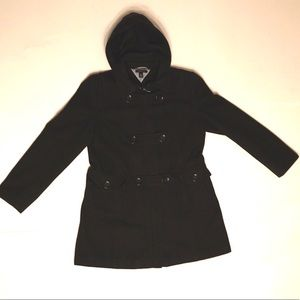 Tommy Hilfiger Women's L Pea Coat